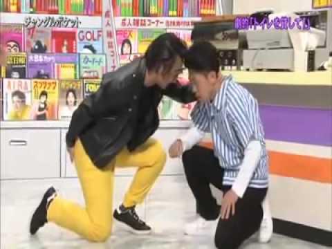 エンタの神様 2013 ジャングルポケット - YouTube
