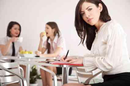 女の人だけの職場