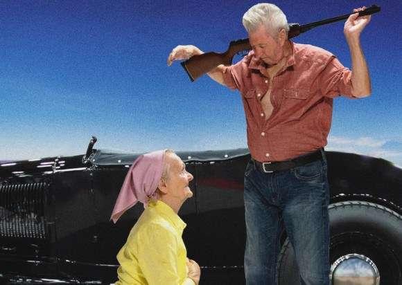 タイタニックに007…ドイツのジイちゃんバアちゃんたちが再現した「有名映画のカレンダー」が話題に!