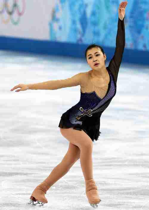 村上佳菜子一問一答「悔いが残る出来」 - フィギュア - ソチ五輪2014 : nikkansports.com