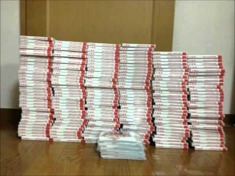 AKB・渡辺麻友ヲタがまたまた大量にCDを購入 - YouTube