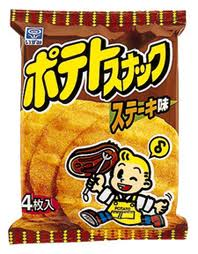 さよなら駄菓子の定番「ポテトスナック」原材料高騰などで6月末販売終了