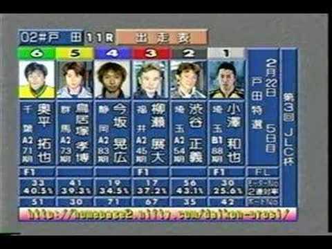 【競艇】レジャーチャンネルで大放送事故 - YouTube