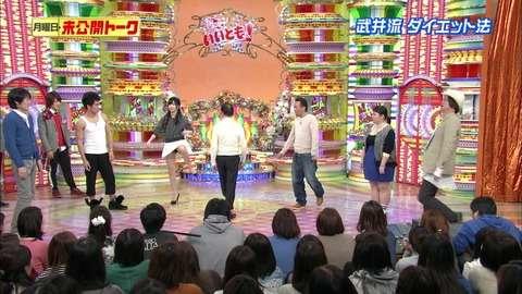 【放送事故】HKT48指原莉乃が笑っていいとも!で黒パンチラ