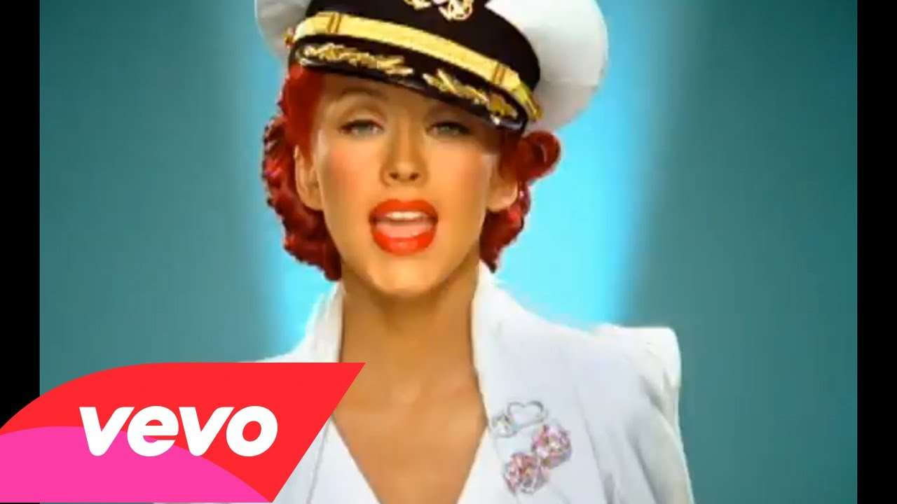 Christina Aguilera - Candyman (Edit) - YouTube