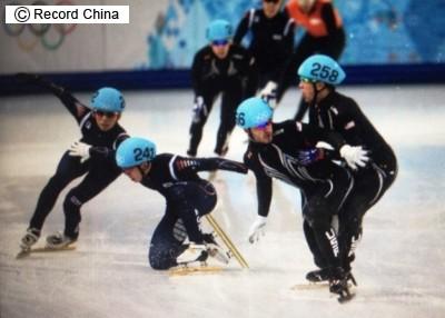 <ソチ五輪>行き過ぎた韓国の競争心、五輪選手でも失敗すれば「いっそ死ね!」と言われる=ショートトラック転倒選手に罵倒の数々―中国メディア - ライブドアニュース
