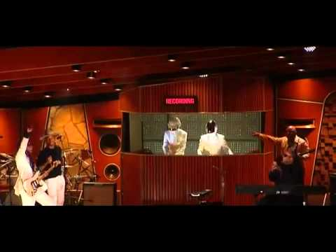 Daft Punk Pharrell Williams ft. Stevie Wonder 2014 Grammys High Quality - YouTube
