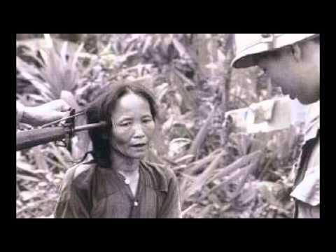 ベトナム戦争での韓国軍の悪行 - YouTube