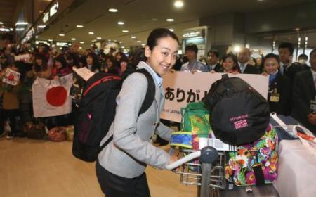 【フィギュアスケート】浅田真央、森元首相発言に「後悔しているのではないかと…」