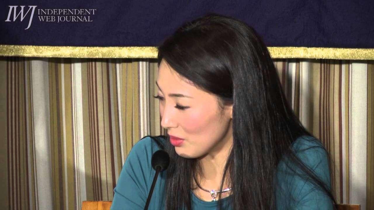 2013/12/16 ミス・インターナショナル2012優勝の吉松育美氏が脅迫被害の実態を告発 大手芸能プロ役員が協賛企業に圧力か - YouTube