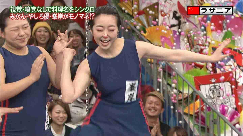 1番ソングSHOWで剛力彩芽とAKB48峯岸みなみが初共演