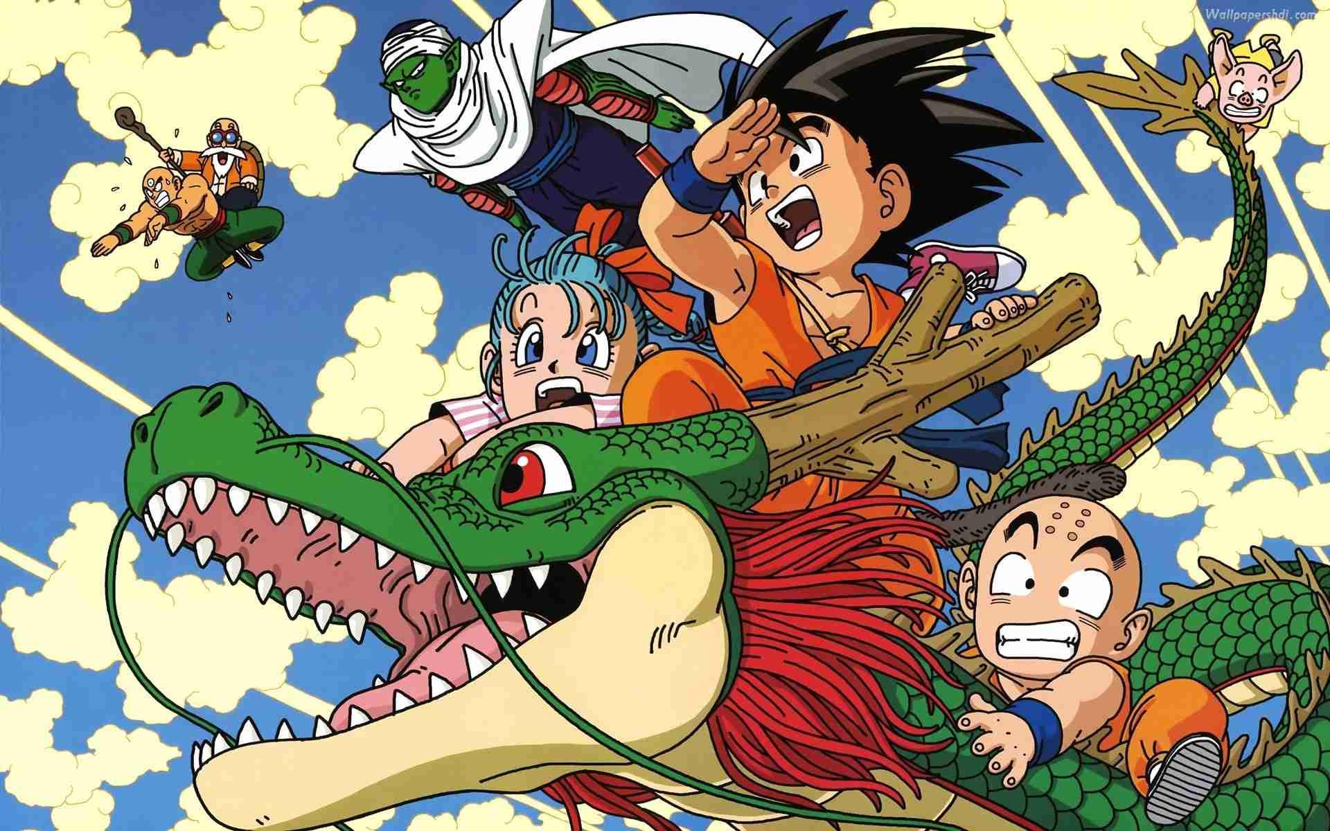 ドラゴンボール、魔人ブウ編が再アニメ化!4月から放送開始