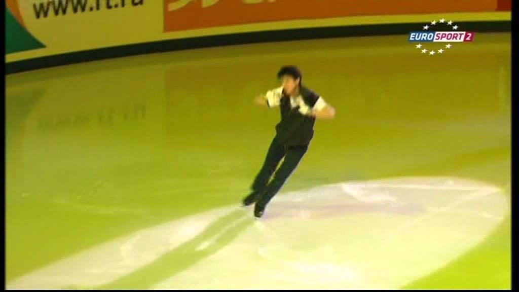 2011 COR Yuzuru Hanyu EX B ESP2 - YouTube