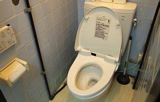 【怖い】トイレで用を足したら便器が爆発 原因はトイレが汚かったから : はちま起稿