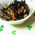 しっかり味☆ひじきの煮物 by キョク [クックパッド] 簡単おいしいみんなのレシピが164万品