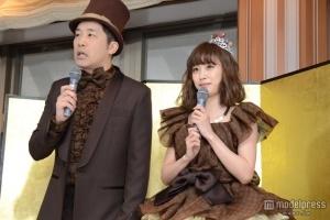 <速報>高橋愛&あべこうじ、結婚会見 - モデルプレス