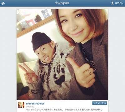 紗栄子&鈴木紗理奈、息子が同級生と明かす「同じ幼稚園の同じクラス」