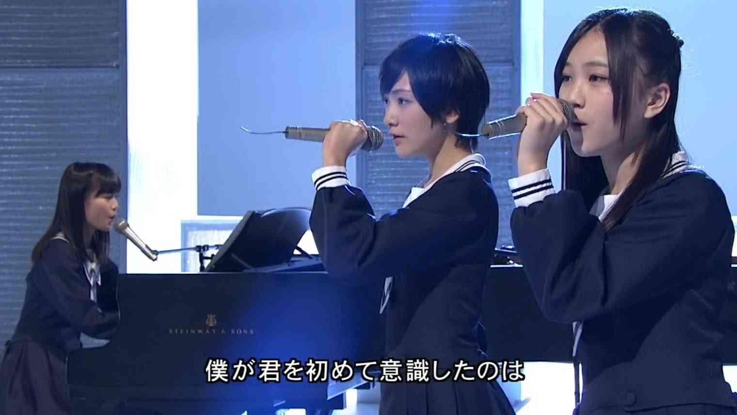 [HD] 乃木坂46 - 君の名は希望 LIVE 生歌&生田絵梨花ピアノ生演奏 / Nogizaka46 - Kimi no Na wa Kibo - YouTube