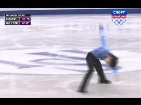 2013 ISU GP FINAL - Yuzuru HANYU (JPN)- SP - YouTube