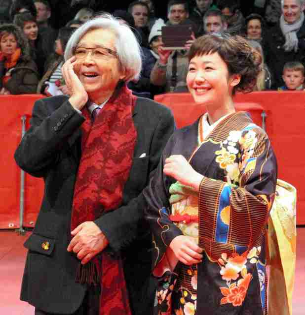 黒木華(23歳)が快挙!ベルリン国際映画祭で銀熊賞を獲得…山田洋次監督の映画「小さいおうち」に出演