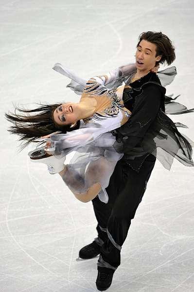 森喜朗会長、アイスダンスのリード姉弟は「五輪出場の実力はなかったが、帰化させて出した」