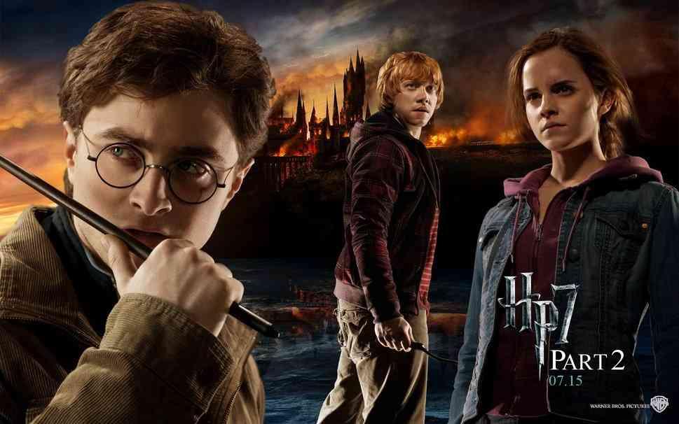『ハリー・ポッター』原作者「ハーマイオニーはハリーと結婚すべきだった」「ロンを死なせることも真剣に考えた」