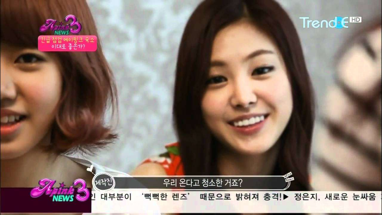 [120622] A Pink News S3 EP1 - YouTube