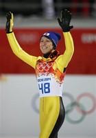 【ソチ五輪】銀メダルの葛西「まだまだ金を目指してがんばる」 (産経新聞) - Yahoo!ニュース