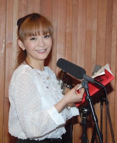 """華原朋美、『ドラえもん』初出演…""""猫語""""で歌声も披露「にゃにゃ~」"""