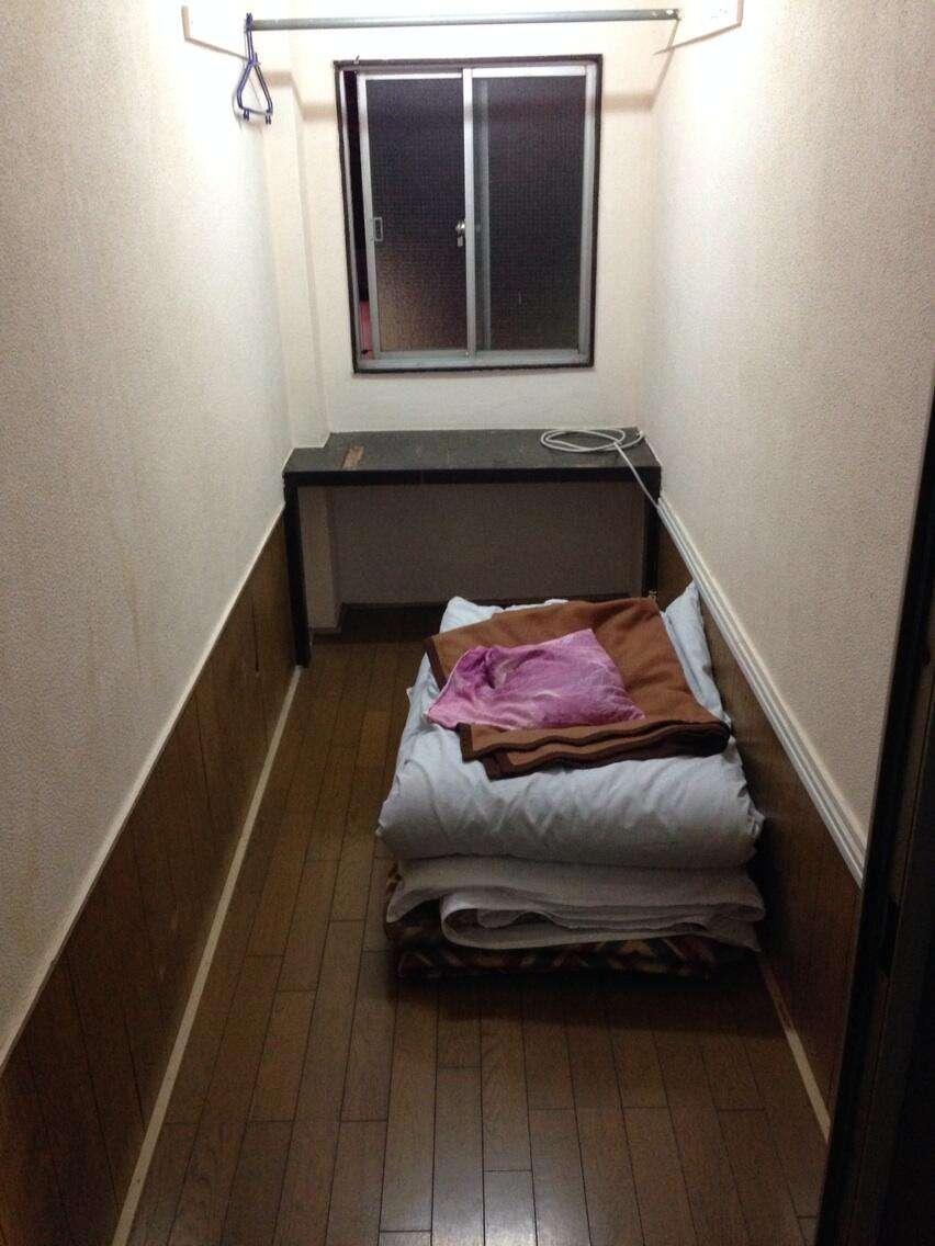 一泊800円のホテルが話題にww