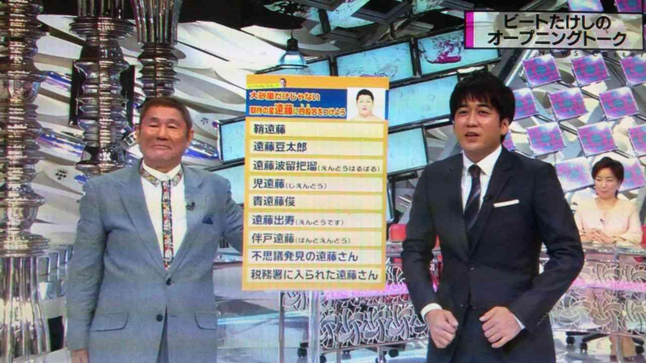 東野幸治「面白くない芸人も必要。出演者の2割は面白くない方が良い」