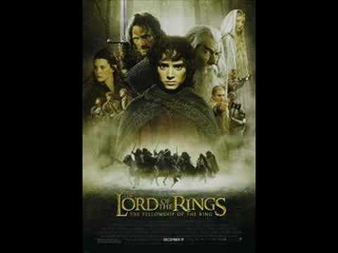The Fellowship of the Ring Soundtrack-02-Concerning Hobbits - YouTube