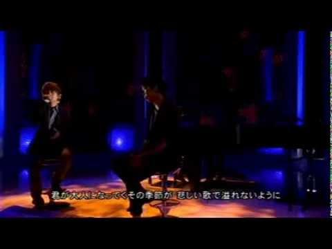 スキマスイッチ×西島隆弘(AAA )  奏~かなで~ MUSIC FAIR Live2013 - YouTube