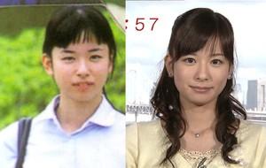 皆藤愛子さん(30歳)の女子高生時代が可愛すぎる