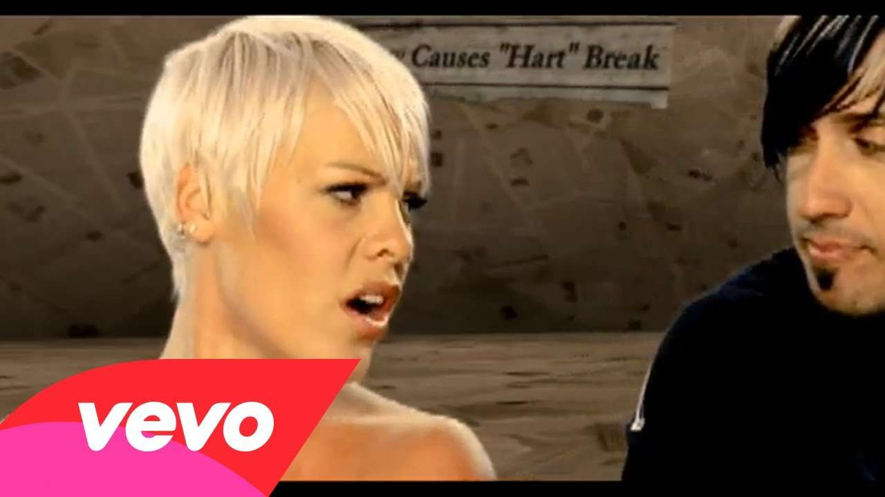 P!nk - So What - YouTube