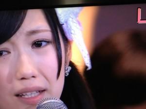 「渡り廊下走り隊」解散ライブで渡辺麻友号泣…「私の青春でした」
