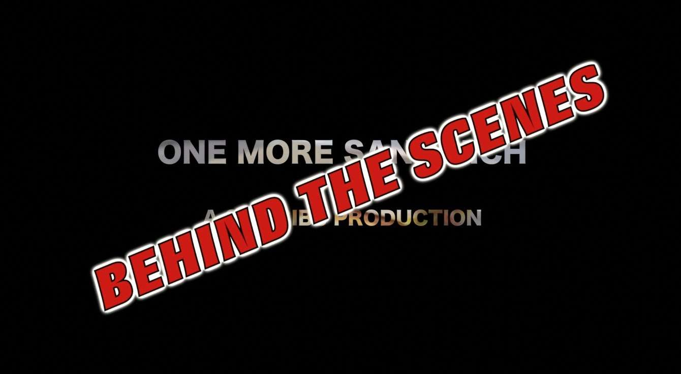 ONE MORE SANDWICH (Behind The Scenes) - YouTube