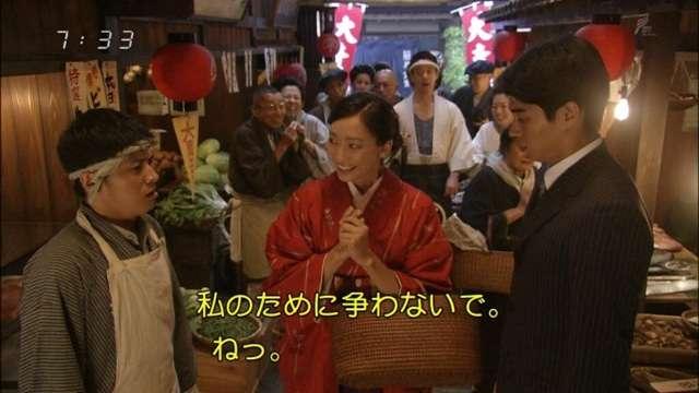 「ごちそうさん」杏&東出昌大 交際報道後初2ショット!1300人の前でアツアツ