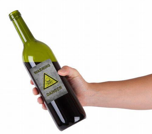 """酒と勘違い""""濃硫酸""""グイ飲み、一命取り留めるも胃の大部分を切除。 - ライブドアニュース"""