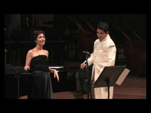 Cat duet -  Duetto buffo di due gatti (Rossini) - YouTube
