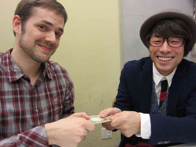 田村淳: vol.50 ビットコインがほしい! - Magalry