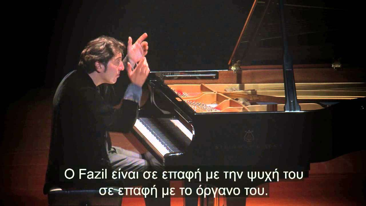 Fazil Say - Classics meet with Jazz - October 2012 - YouTube
