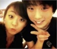 金メダル羽生と韓国女子フィギュア選手の親密2ショットが日韓で話題 (東スポWeb) - Yahoo!ニュース