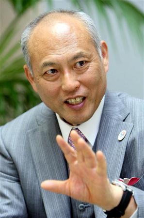 舛添知事インタビュー 対中、対韓改善 都市外交に意欲 - ライブドアニュース