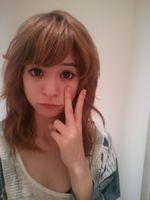GU(ジーユー) モデル 瑛茉ジャスミン 髪型とメイク参考画像/プロフィール【天テレ:近藤エマ】 - NAVER まとめ