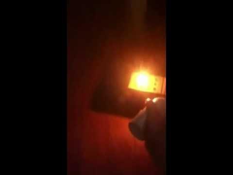 火+スプレー=兵器 - YouTube