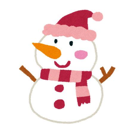 【閲覧注意】近所から苦情殺到の雪だるまが話題に