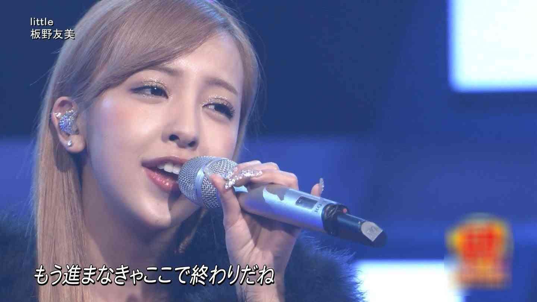 【放送事故】 板野友美 - little (LIVE) 生歌がヤバイ AKB48 Itano Tomomi - YouTube