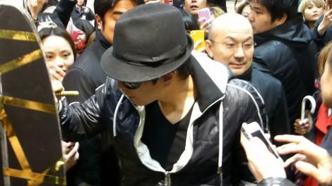 "GACKT、渋谷""降臨""で一時騒然  (GACKT) ニュース-ORICON STYLE-"