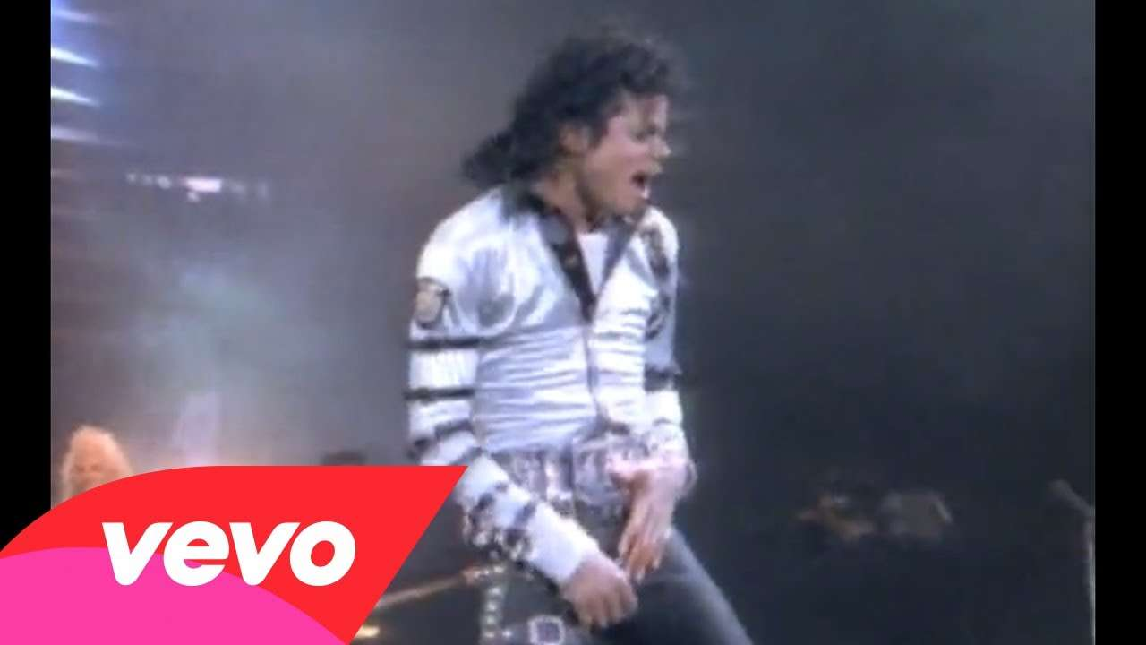 Michael Jackson - Another Part of Me - YouTube